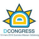 Vinn en dagsbiljett till D-Congress 2016