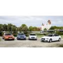 20 års produktion af Audi A4