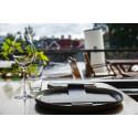 Table setting in Oaxen Krog
