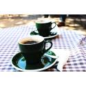 Tre av fyra koppar kaffe är fairtrade-märkta