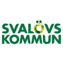 Kommunhuset i Svalöv spärrades av under förmiddagen