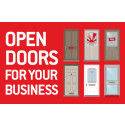 Opening doors to business with our FREE Guide to Effective Direct Marketing