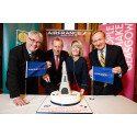Air France strengthens its links to Scotland with new Glasgow service
