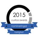 Halvårsnomineringar till Custice Awards 2015 – Sveriges bästa fastighetsägare för företag!