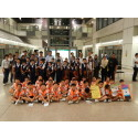 SMRT celebrates the launch of Adopt-a-Station pilot programme between Maris Stella High School and Bartley Station