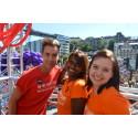 Clarion Hotel er stolt samarbeidspartner av Regnbuedagene.