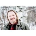 Håkan Stenlund, ny PR-ansvarig på Swedish Lapland Visitors Board