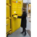 DHL SwipBox-automater – en succé på den svenska marknaden