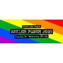 Asylforum 2015, din möjlighet att stödja och ta del av årets viktigaste politiska forum på Stockholm Pride!