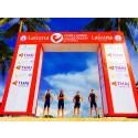 Rasmus Henning holdt 22 nordiske triatleters puls oppe i Thailand