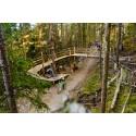 Järvsö Bergscykelpark öppnar för säsongen