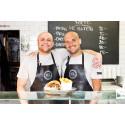 Love Food Café i Stockholm finalist i Arla Guldko 2015 Bästa Snabbmål