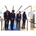 """Samsung åpnet sin første """"superstore"""" i Norge"""