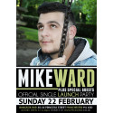 BBC's The Voice Mike Ward releases 'Don't Close Your Eyes'