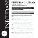 Pressinformation / mingel, Stockholm Fashion District