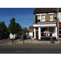 """""""Impact"""" in the gallery o the Park Road in Kingston Upon Thames."""