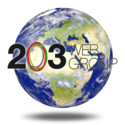 203 Web Group fortsätter att expandera i utlandet  –  30 % tillväxt i september!