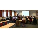 Svensk-norskt projekt avslutades med IBM-seminarium om säkerhet i molnet