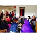 Afternoon Chai i Norrliden skapar sammanhang och gemenskap för nyanlända