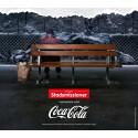 Sveriges Stadsmissioner och Coca-cola samarbetar för en godare jul