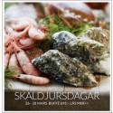 Skaldjursdagar på Stockholm Fisk Vasagatan