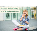 OnlinePizza söker studenter i Lund för sommarens matnyttigaste extraknäck
