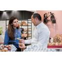 Kändistätt på Fastfood&Café och Restaurangexpo