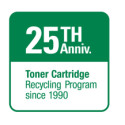 Canons återvinningsprogram för tonerkassetter fyller 25 år