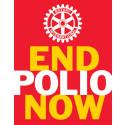 "Direktsändning ""End polio now: Make History Today"""