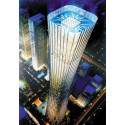 KONE vinner uppdraget för Pekings högsta byggnad