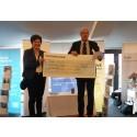 Pris för arbete med flytande biogas