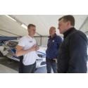 Rallycross-VM i Höljes kan avgöras på läktaren