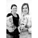 Annika Wallström och Anna Bergman