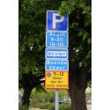 Parkeringsförbud upphör