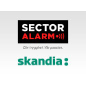 Skandia väljer trygghet från Sector Alarm