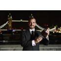 Charles Joly - vinnare av WORLDCLASS 2014