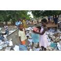 Barn måste höras i diskussionen om katastrofer i världen