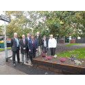 Redeveloped Land Improves Barton under Needwood Library and Youth Centre