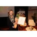 Sveriges mest innovativa skolledare är Birgitta Trolin
