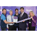 Oldham stroke survivor and volunteer receives regional recognition