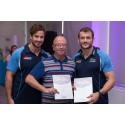 Liverpool stroke survivor receives regional recognition