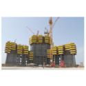 KONE begins installation activities at Kingdom Tower construction site