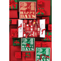 Joulukalenteri aikuisille - The Body Shopista