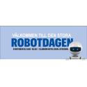 Den stora robotdagen - möjligheter och risker med robotiseringen