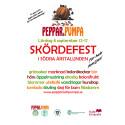Pepper och Pumpas skördefest 8 september 2012