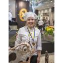 Amanda Gustavsson från Ryssby är Sveriges bästa unga bagare
