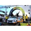 Svensk seger i junior EM i rally!