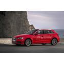 Fem stjärnor till Audi A3 Sportback e-tron i Euro NCAP