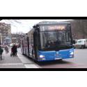 Bussföretag investerar i nytt informationssystem för nöjdare resenärer