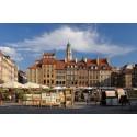Severdigheter i Warszawa